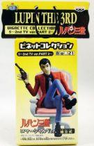Lupin The 3rd (Edgar) - Banpresto Vignette Collection n°21