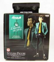 Lupin the 3rd (Edgar) - Statue pvc Lupin - Banpresto