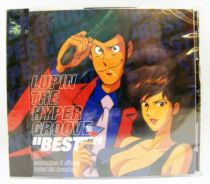 Lupin The 3rd (Edgar) The Hyper Groove Best 2CDs - Ever Anime Records 2001 01