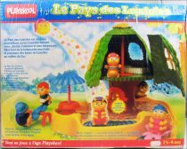 Luxi (Glo-Friends) - Playskool 1985 - Musical Glo Land Playset (mint in box)