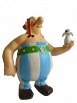 M + B - PVC figure - Obelix