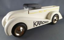 M Aroutcheff for Vilac Kärcher Advertising Car in WhiteLacqued Wood