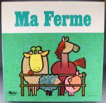 Ma Ferme - Jeu de société - Miro Company 1968
