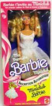 Ma Première Barbie Miniclub - Mattel 1988 (ref.6246)