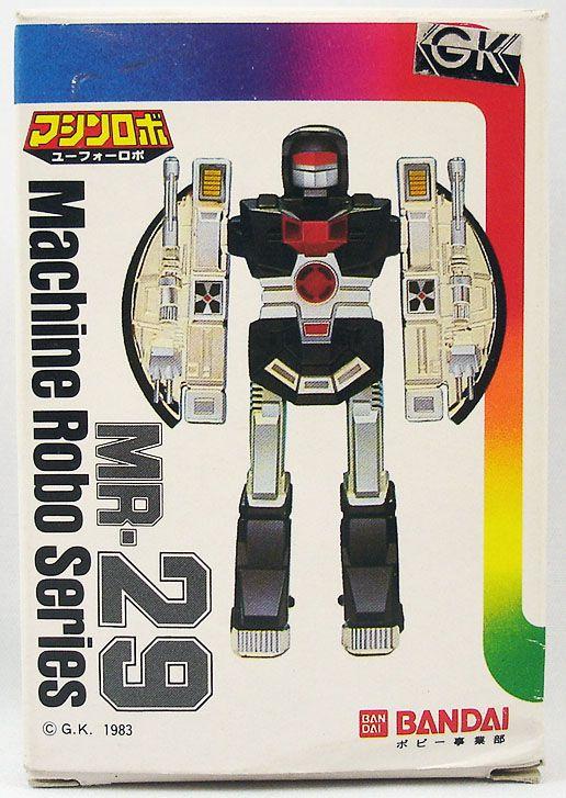 Machine Robo - MR-29 UFO Robo