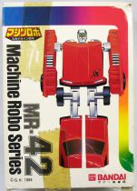 Machine Robo - MR-42 Skyline Robo