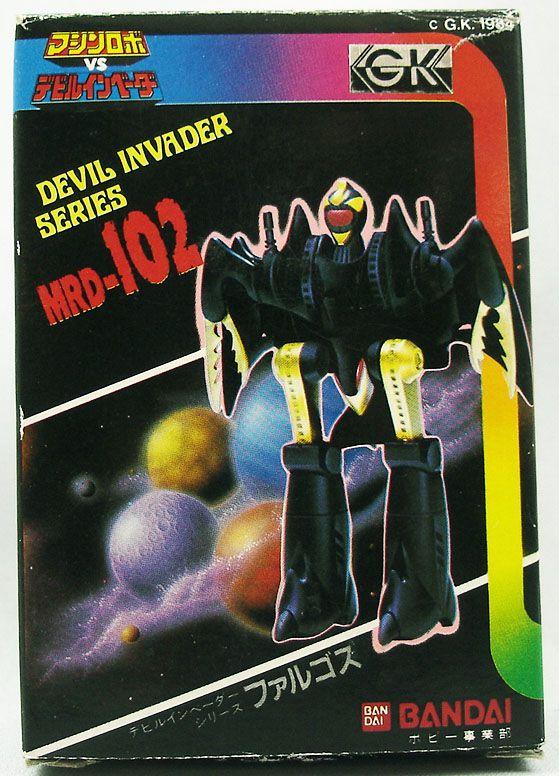 Machine Robo - MRD-102 Devil Invader Falgos