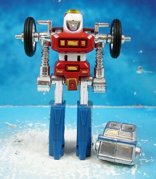 Machine Robo Gobot (loose) - Cy-Kill