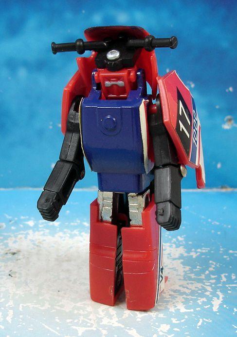 Machine Robo Gobot (loose) - Dart