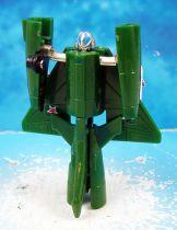 Machine Robo Gobot (loose) - Gunnyr (green)