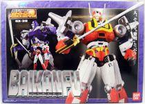 Machine Robo Revenge of Cronos - Baikanfu - Bandai Soul of Chogokin GX-39