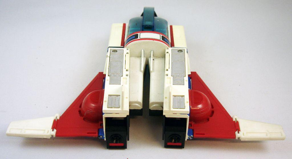 MachineMan - Machine Dolphin & MachineMan (loose) - Bandai