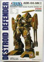 Macross - Maquette ARII - Destroid Defender ADR-04-MKX 1/100ème