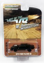 Mad Max - 1:72 scale V8 Interceptor (1973 Ford Falcon XB) - Greenlight Collectibles
