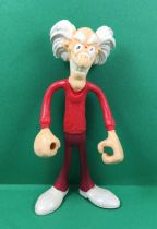 Mad Scientist - bendable figure - Mattel (loose)