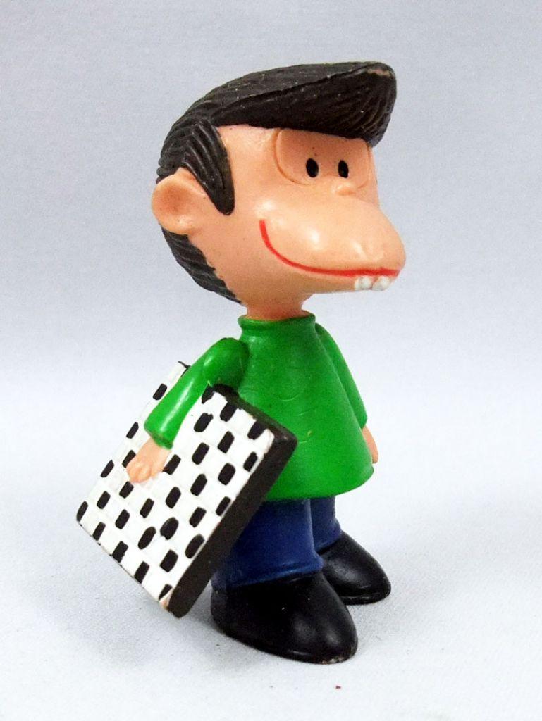 Mafalda - M+B Maia Borges - PVC Felipe avec échiquier