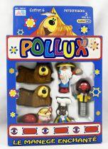Magic Roundabout - ABToys PVC figures - Pollux (Dougal) Box Set #1