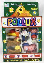 Magic Roundabout - ABToys PVC figures - Pollux (Dougal) Box Set #4