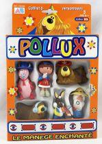 Magic Roundabout - ABToys PVC figures - Pollux (Dougal) Box Set #5
