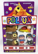Magic Roundabout - ABToys PVC figures - Pollux (Dougal) Box Set #6