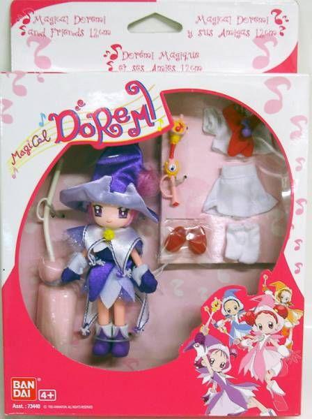 Magical Dorémi - Bandai - Poupée 12cm Nicole
