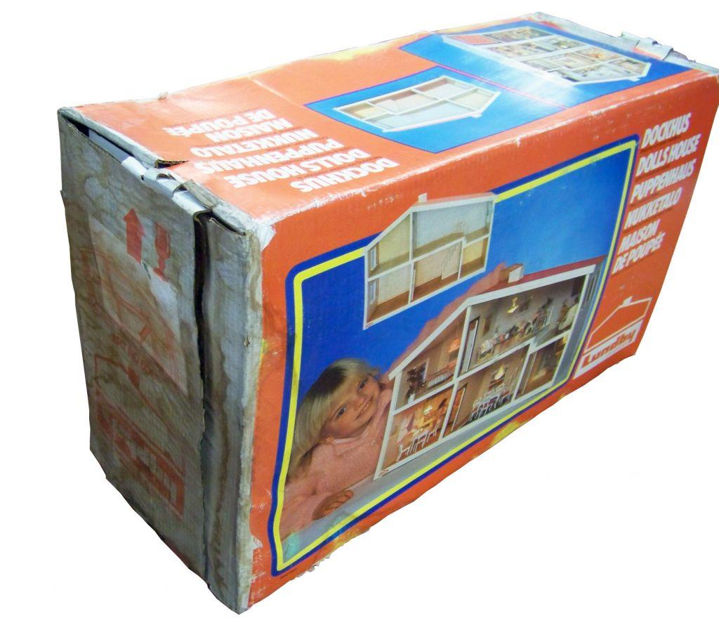 Maison de Poupées (70cm) Ref.6001 - LUNDBY of SWEDEN 1985 (neuve en boite) 02