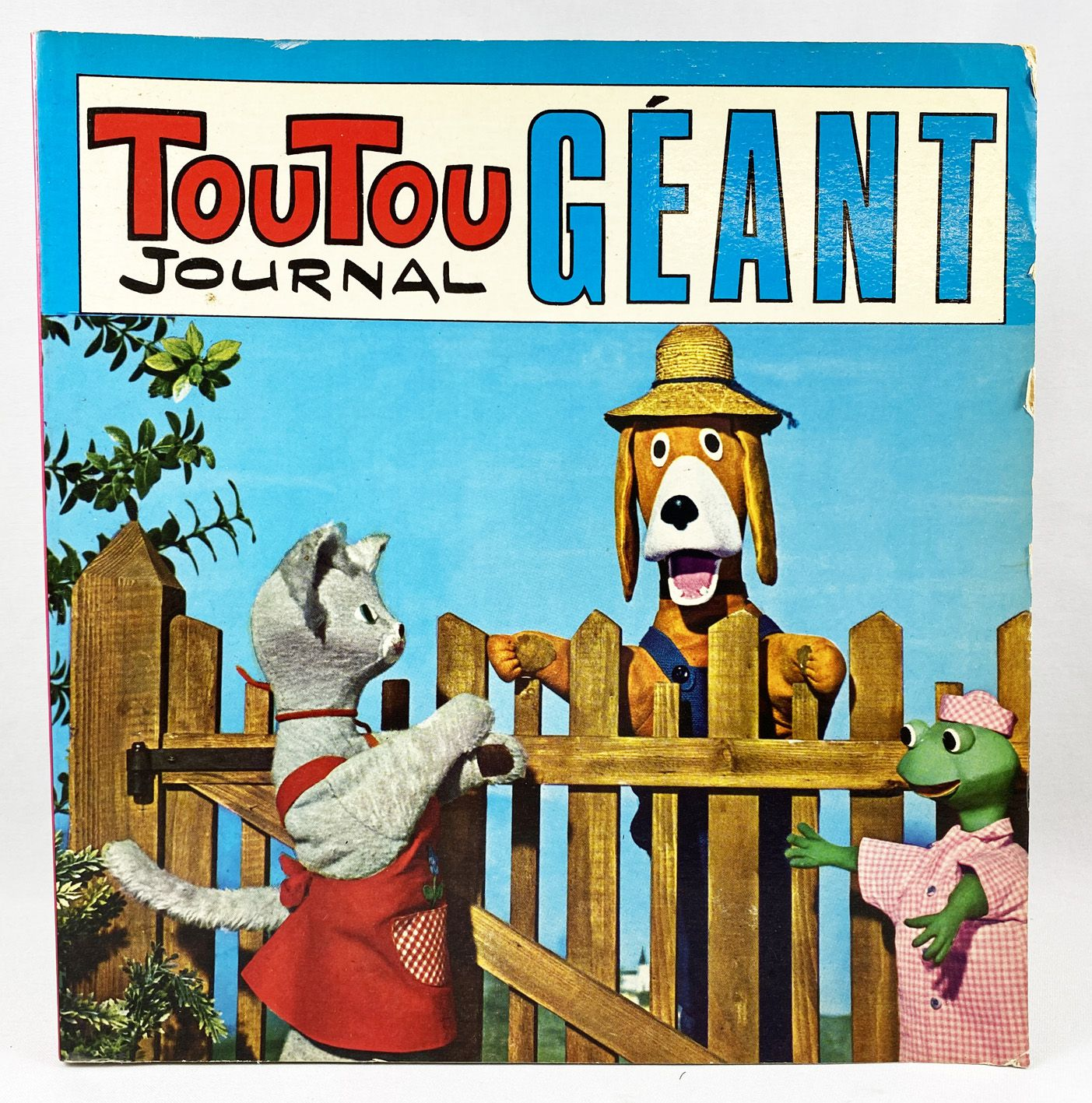 Maison de Toutou - Toutou-Journal Géant n°2 - Edition MCL 1977