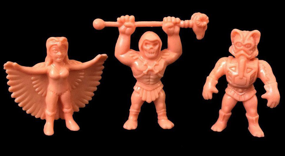 Maitres de l\'Univers - Set de 12 figurines M.U.S.C.L.E. Série 2 - Super7