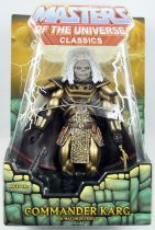 Maitres de l\'Univers MOTU Classics - Commander Karg (1987 Movie - William Stout Collection)