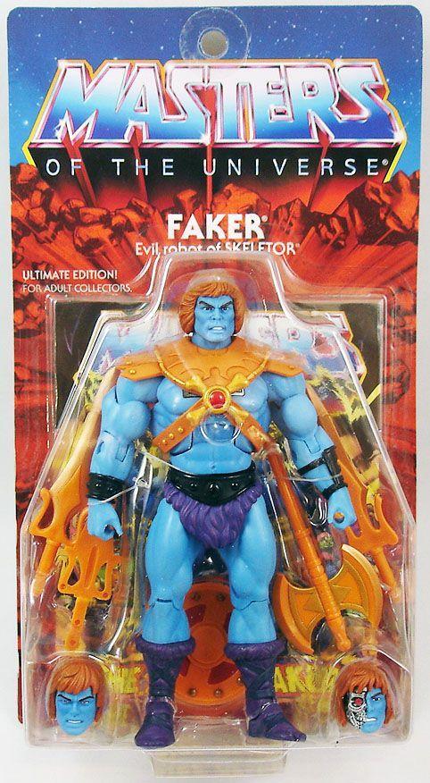 Maitres de l\'Univers MOTU Classics - Faker (Ultimate)