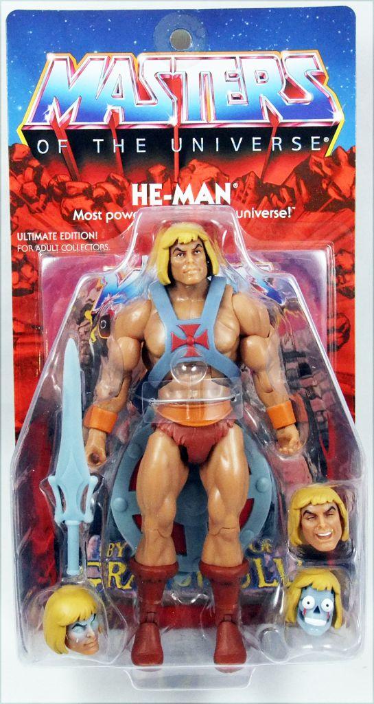"Maitres de l\'Univers MOTU Classics - He-Man \""Ultimate\"" (Filmation)"