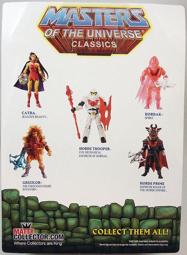 Maitres de l\'Univers MOTU Classics - Horde Trooper