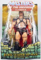 Maitres de l\'Univers MOTU Classics - Rebel Leader He-Man (1987 Movie - William Stout Collection)