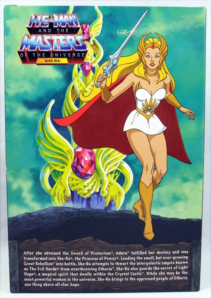 Maitres de l\'Univers MOTU Classics - She-Ra (Filmation)