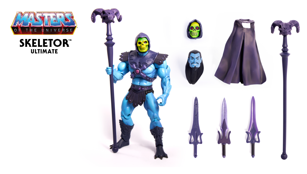 Maitres de l\'Univers MOTU Classics - Skeletor (Ultimate)