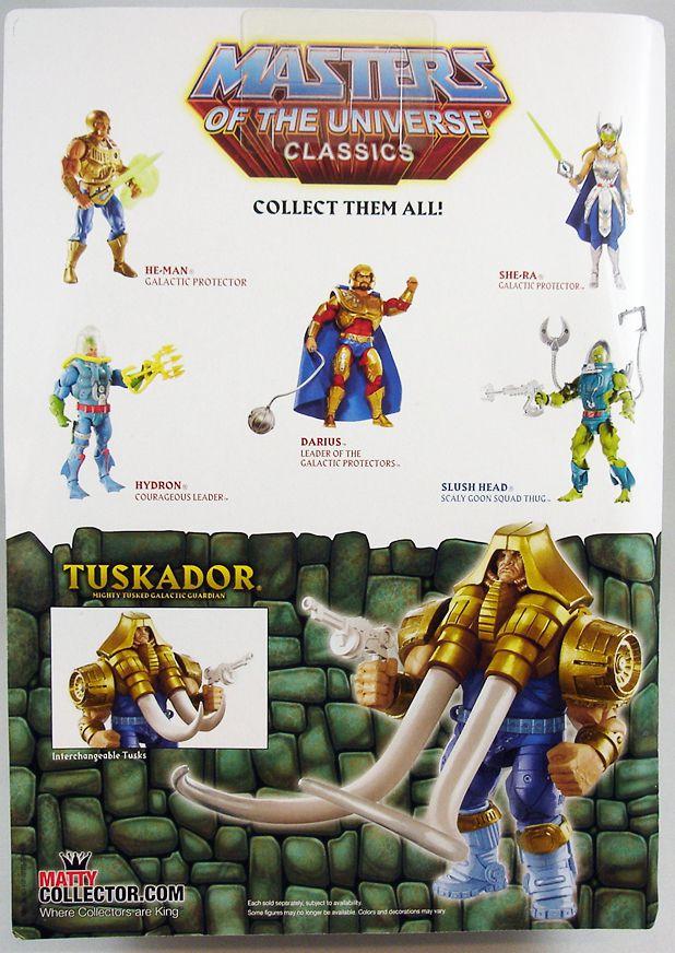 Maitres de l\'Univers MOTU Classics - Tuskador