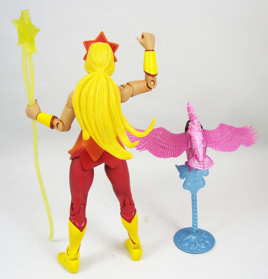 Maitres de l\'Univers MOTU Classics loose - Starla & Glory Bird