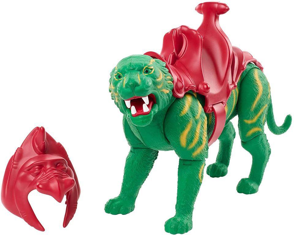 Maitres de l\'Univers Origins - Battle Cat (Tigre de Combat)