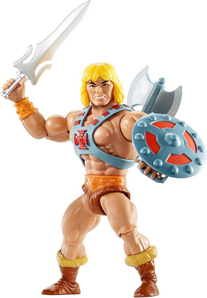 Maitres de l\'Univers Origins - He-Man (Musclor)
