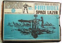 Major Matt Mason - Accessory for figure - Firebolt Space Lazer loose with box
