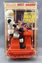 Major Matt Mason - Mattel - Major Matt Mason with Cat Trac (ref.6318) Loose in Box