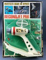 Major Matt Mason - Mattel - Reconojet (ref.6320) Loose on Card