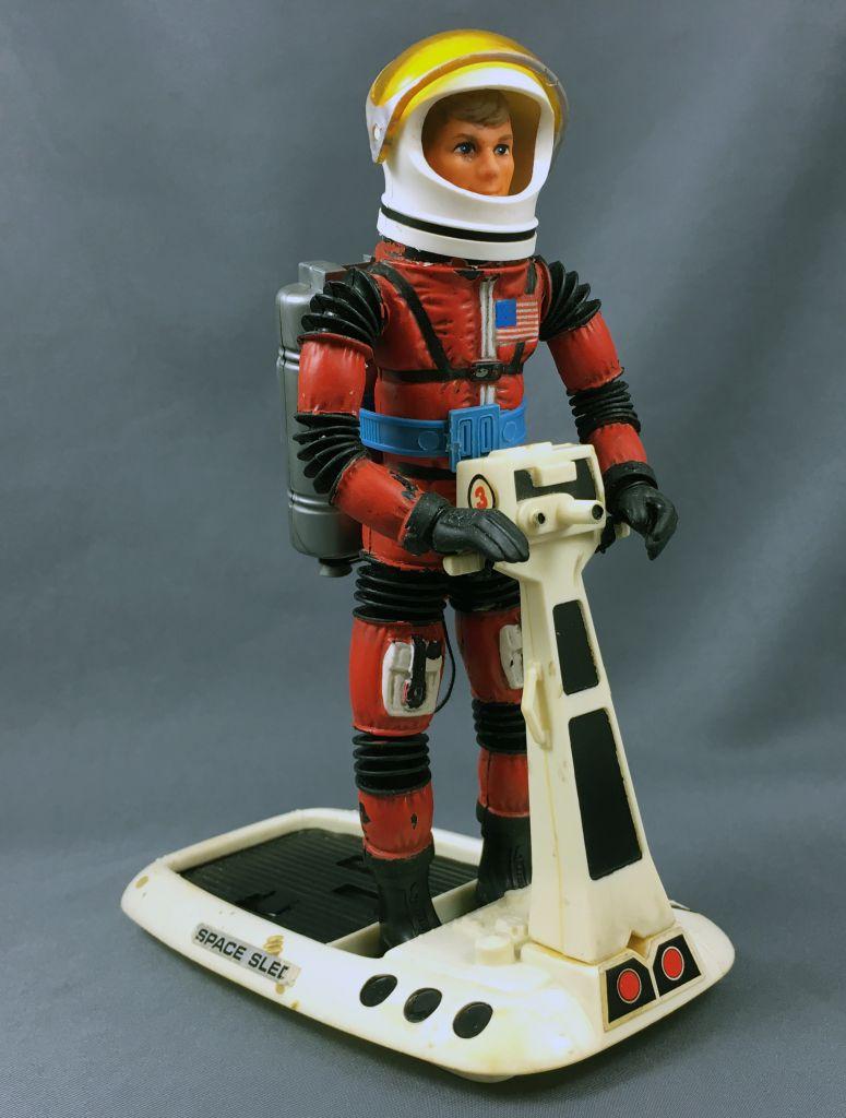 Major Matt Mason - Mattel - Sgt Storm with Flight Pak (ref ...