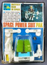 Major Matt Mason - Mattel - Space Power Suit Pak (ref.6344) Loose on Card