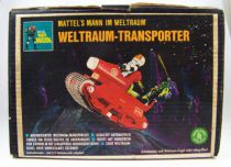 Major Matt Mason - Mattel (Allemagne) - Tracteur Lunaire (ref.6346) neuf en boite