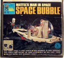 Major Matt Mason - Vehicle - Space Bubble mint in box