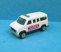 Majorette - Transport Civil - Fourgon Police (Ref.279/234)
