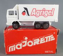 Majorette Advertising Agripel Saviem Fridge Truck 1:100 Mint in Box