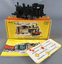 Majorette Rail Route Steam Loco Tender 030 0-6-0 Mint in Box Ref 101
