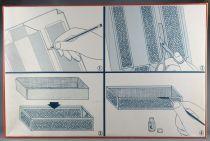 Mako Coffrets - Jeu de Création Métal - Mako 1977 Réf 4335 Neuf Boite